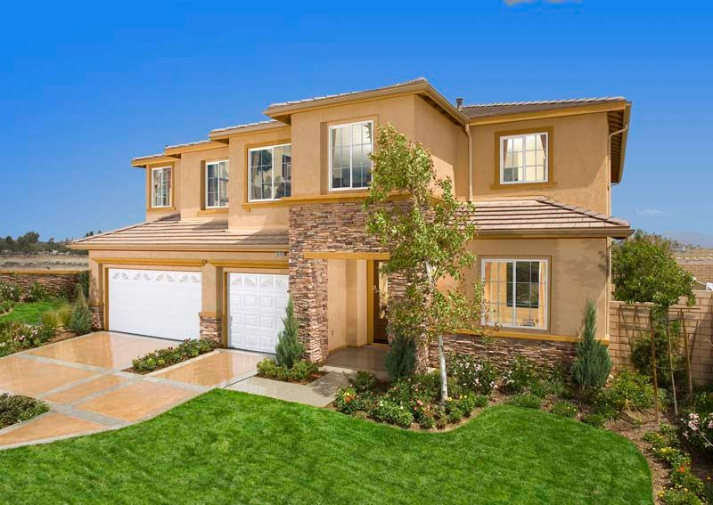 Single Family for Sale at Cottonwood At Pacific Mayfield - Plan 7 30266 Blue Cedar Drive Menifee, California 92584 United States