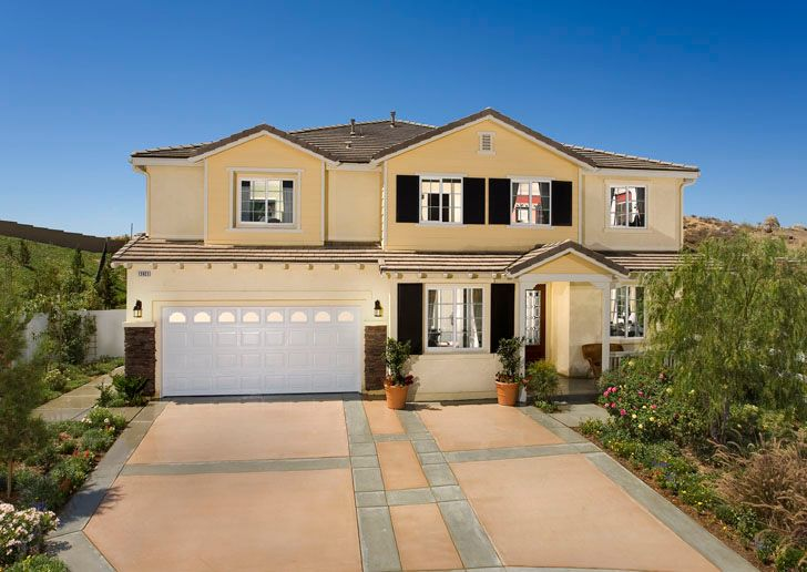 Single Family for Sale at Pacific Eagle - Plan Four 15923 Sulphur Springs Road Moreno Valley, California 92555 United States