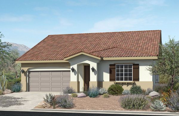 Single Family for Sale at Pacific Larkspur - Plan 2 4653 Vahan Court Lancaster, California 93536 United States