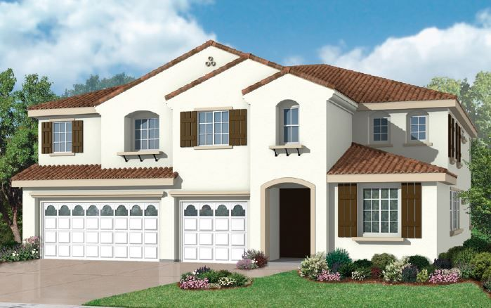 Single Family for Sale at Pacific Eagle - Plan 3 15923 Sulphur Springs Road Moreno Valley, California 92555 United States