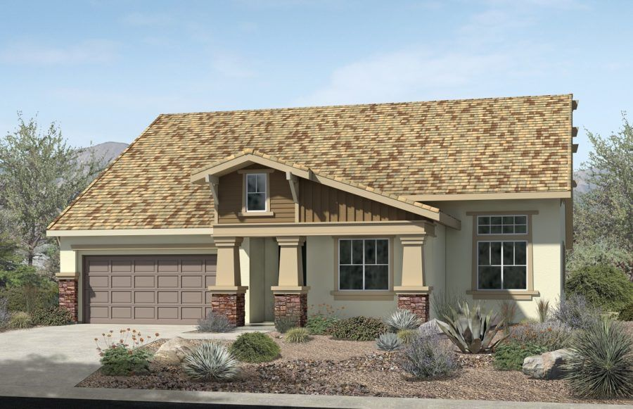 Single Family for Active at Pacific Magnolia - Plan 2 - Modeled 41852 Sonoma Road Palmdale, California 93551 United States
