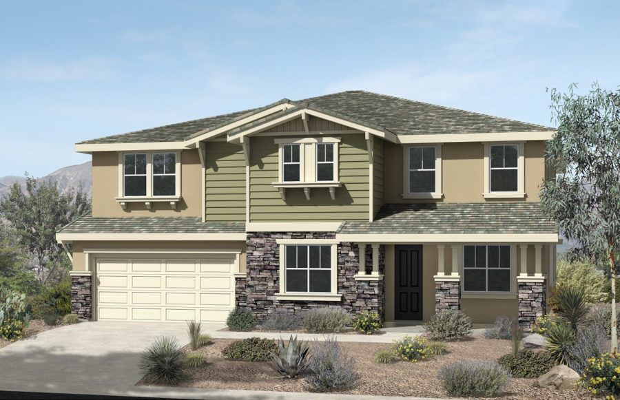 Single Family for Active at Pacific Magnolia - Plan 3 41852 Sonoma Road Palmdale, California 93551 United States