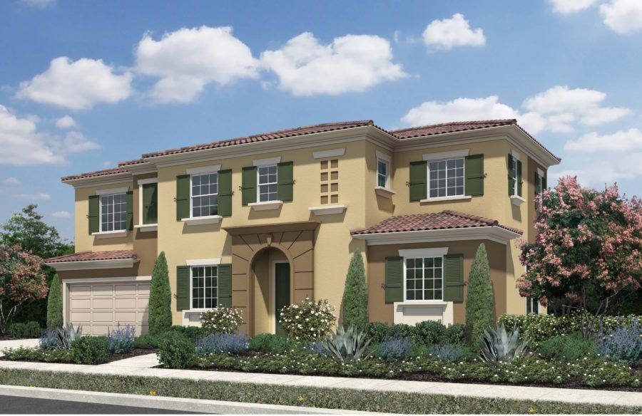 Single Family for Active at Pacific Bougainvillea - Plan 1 20925 Normandie Avenue Torrance, California 90501 United States
