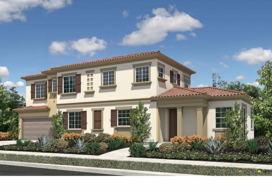 Single Family for Active at Pacific Bougainvillea - Plan 2 20925 Normandie Avenue Torrance, California 90501 United States