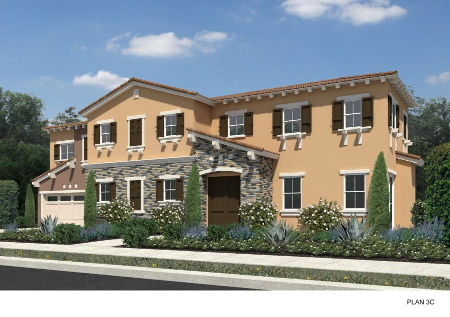 Single Family for Active at Pacific Bougainvillea - Plan 3 20925 Normandie Avenue Torrance, California 90501 United States