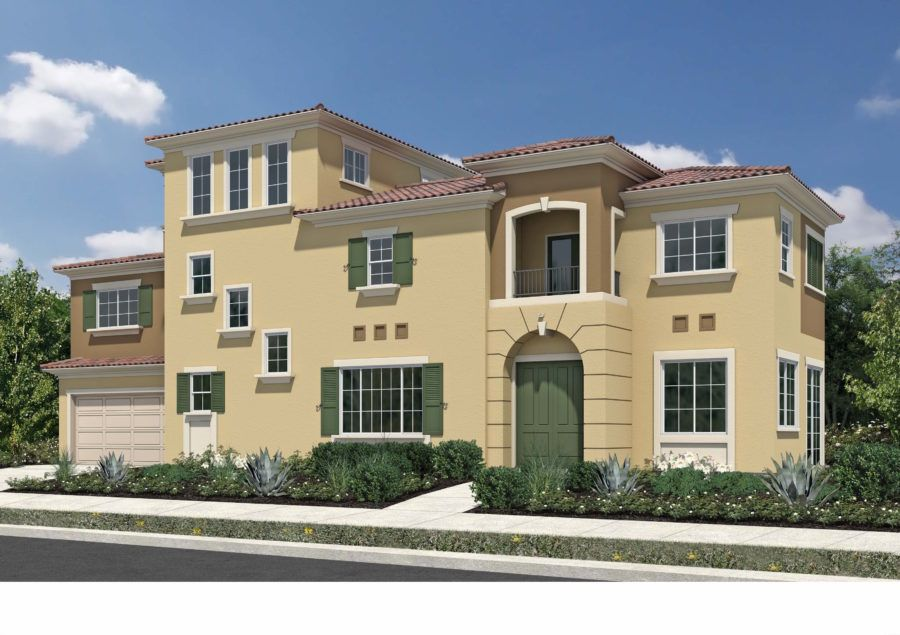 Single Family for Active at Pacific Bougainvillea - Plan 4 20925 Normandie Avenue Torrance, California 90501 United States