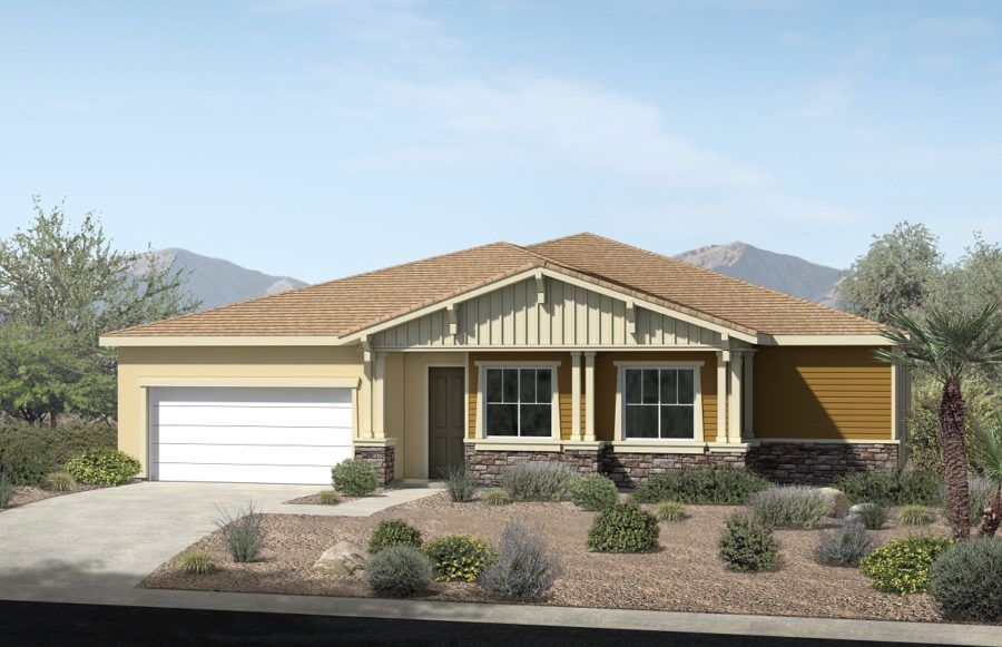 Single Family for Active at Pacific Magnolia - Plan 1 - Modeled 41852 Sonoma Road Palmdale, California 93551 United States