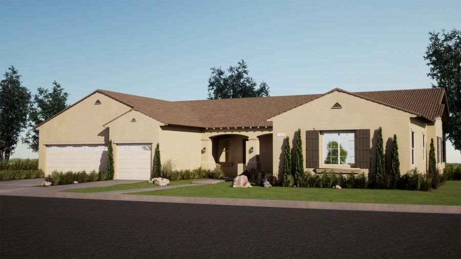 Single Family for Active at Pacific Galleria - Residence One 26020 Waldon Rd Menifee, California 92584 United States
