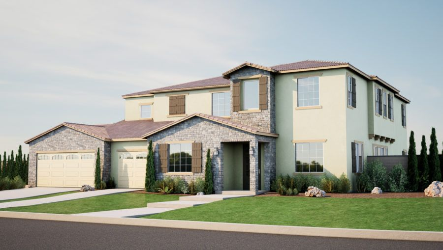 Single Family for Active at Pacific Galleria - Residence Three 26020 Waldon Rd Menifee, California 92584 United States
