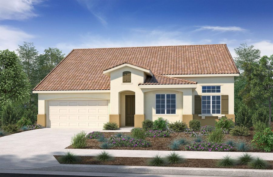 Single Family for Active at Pacific Creekside - Plan 4 2105 Cork Oak St Palmdale, California 93551 United States