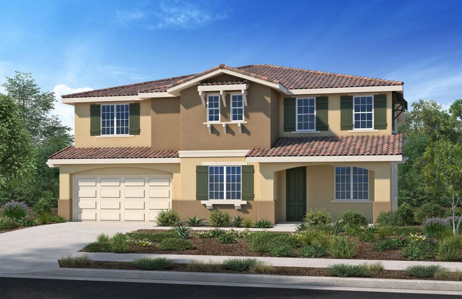 Single Family for Active at Pacific Creekside - Plan 5 2105 Cork Oak St Palmdale, California 93551 United States