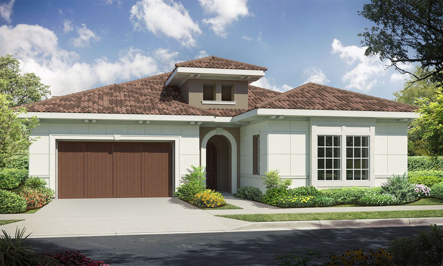 Single Family for Sale at The Oaks At Portola Hills - Residence 5 1582 Sunset View Drive Lake Forest, California 92630 United States