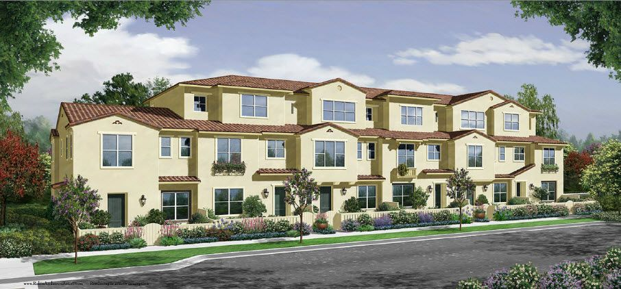 Multi Family for Sale at Tosara Ii - Plan 2x 1355 Santa Diana Road Chula Vista, California 91913 United States