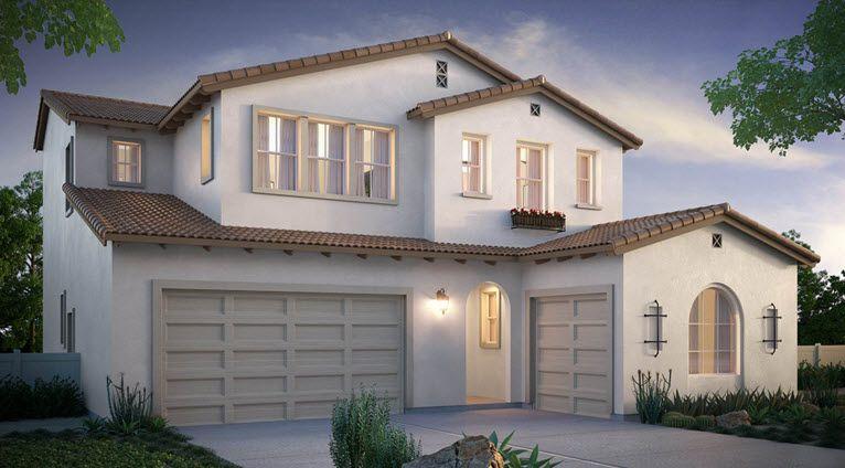Single Family for Sale at Signature - Residence 2 1793 Santa Christina Avenue Chula Vista, California 91913 United States