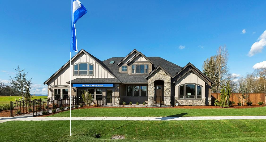 The Reserve At Ashley Ridge New Homes In Vancouver Wa By