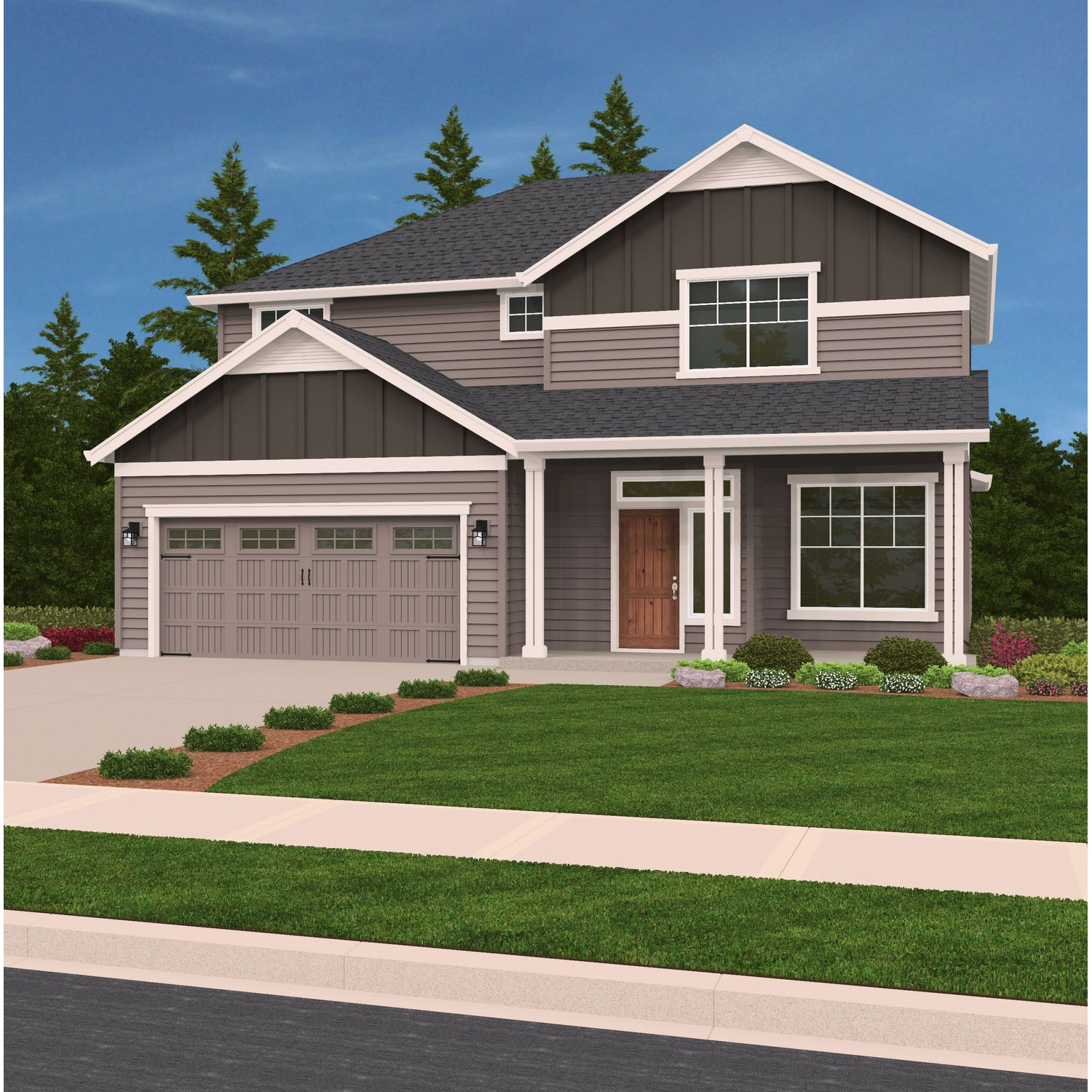 Vancouver new homes new construction home builders for Vancouver wa home builders