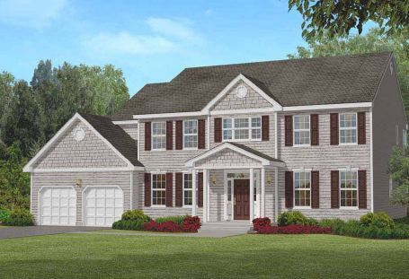 Single Family for Sale at Whispering Meadows - Sandringham 1 Bellagio Rd Jackson, New Jersey 08527 United States