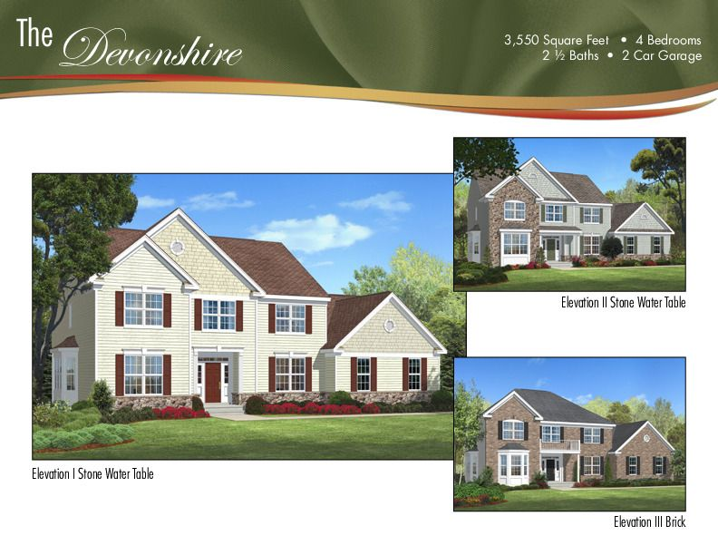Single Family for Sale at Rolling Meadows - The Devonshire 1 Bellagio Road Jackson, New Jersey 08527 United States