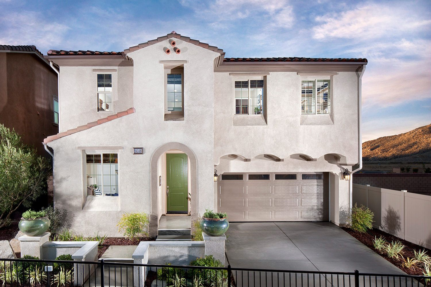 Single Family for Sale at Overlook - Plan 3 24142 Dahlia Way Lake Elsinore, California 92532 United States