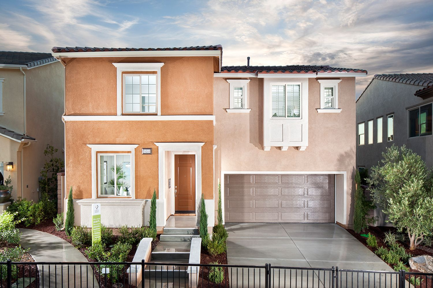 Single Family for Sale at Overlook - Plan 2 24142 Dahlia Way Lake Elsinore, California 92532 United States