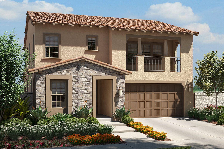 Pardee Homes Casabella Plan 4 1298397 San Diego Ca