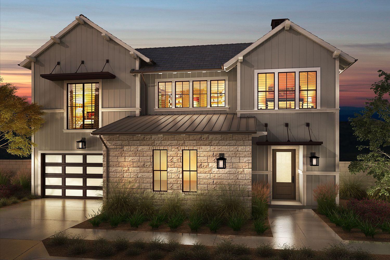 Single Family for Sale at Almeria - Plan 2 6117 Artisan Way San Diego, California 92130 United States