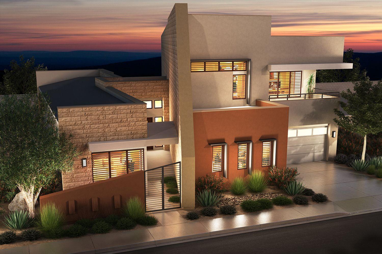 Enkele Familie voor Verkoop een t Axis - Wall 2239 Sky Pointe Ridge Drive Henderson, Nevada 89012 United States
