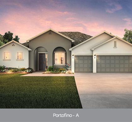 Single Family for Active at Serenity Cove - Portofino (Sc) 6614 Markham Road Sanford, Florida 32771 United States
