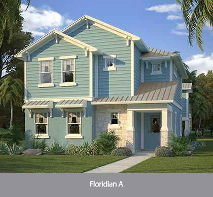 Single Family for Active at Reunion Resort - Floridian 7784 Linkside Loop Reunion, Florida 34747 United States