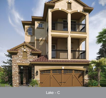 Lakeside at Toscana, Orlando-Lake Buena Vista, FL Homes & Land - Real Estate