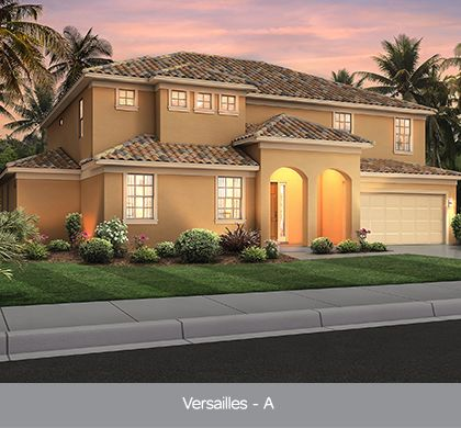 Single Family for Sale at Solterra Resort - Versailles (Solterra 70') 4007 Oakview Dr Davenport, Florida 33837 United States