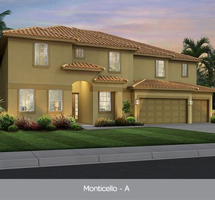 Single Family for Active at Solterra Resort - Monticello (Solterra 70') 4007 Oakview Dr Davenport, Florida 33837 United States