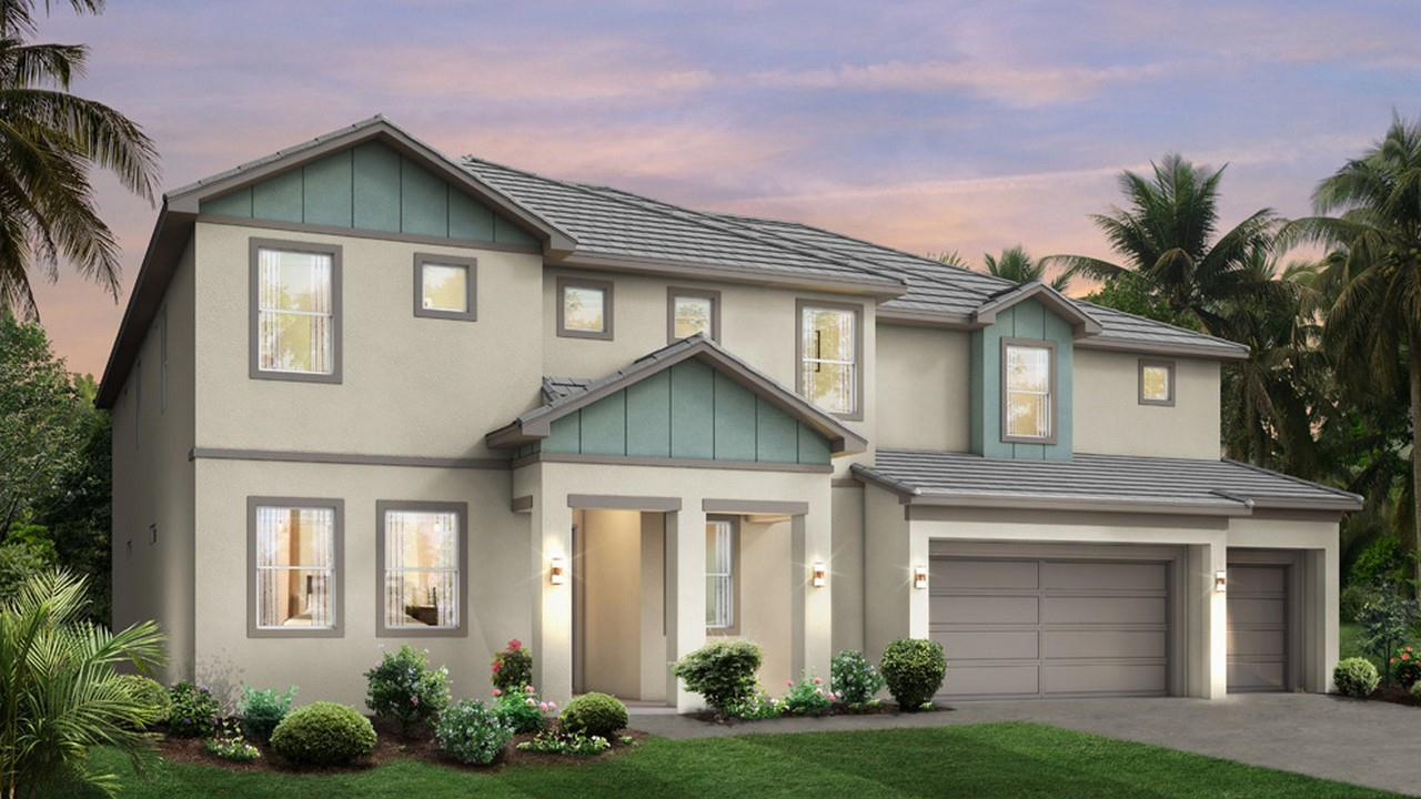 Single Family for Active at Veranda Palms - Middleton 2604 Tranquility Way Kissimmee, Florida 34746 United States