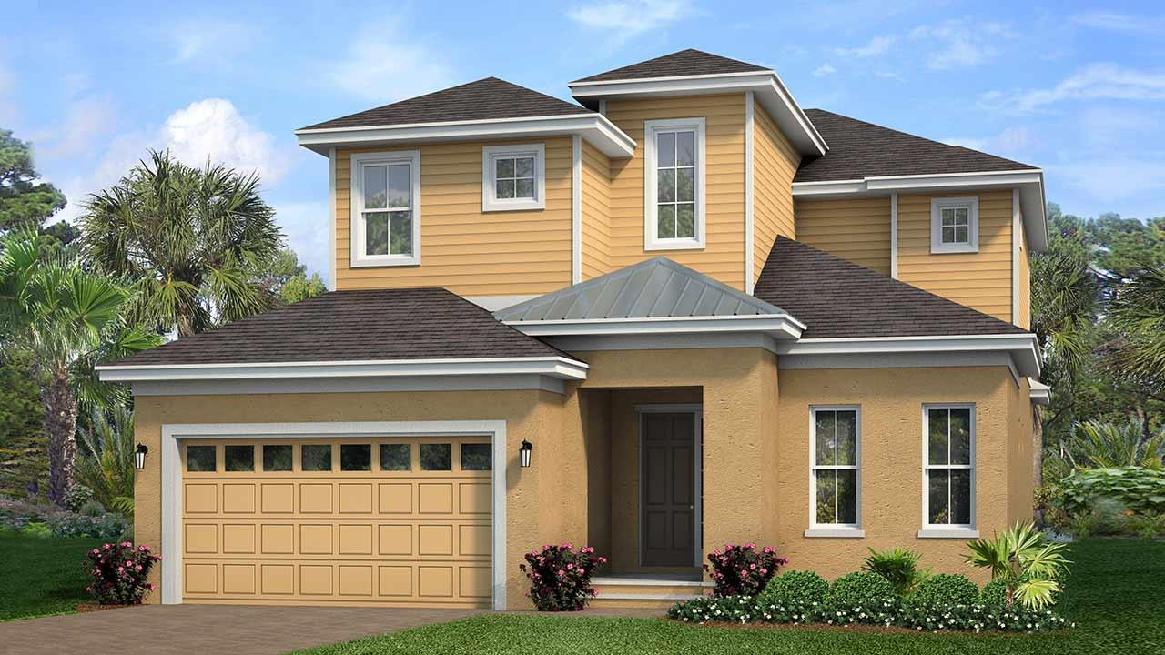 Single Family for Active at Sanibel Lot #111 - 5338 Wishing Arch Dr Apollo Beach, Florida 33572 United States