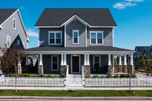 Single Family for Sale at Stapleton - The Wye - Lane Collection 8056 E 50th Ave Denver, Colorado 80238 United States