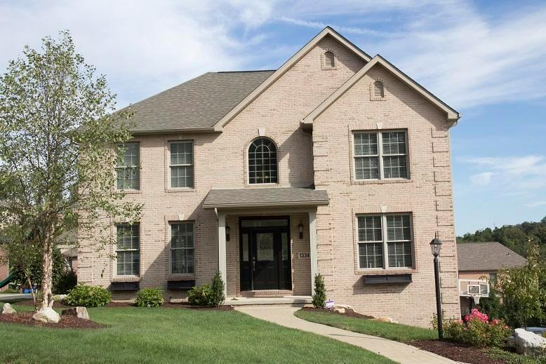 parry custom homes parry custom homes pittsburgh build on your lot the summerdale 1344687