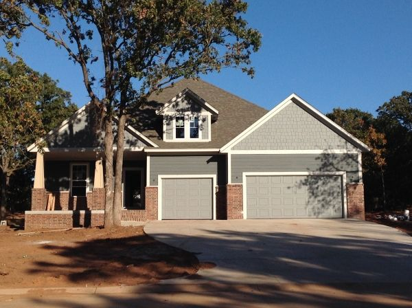Single Family for Sale at New Home 12120 Stone Hill Guthrie, Oklahoma 73044 United States