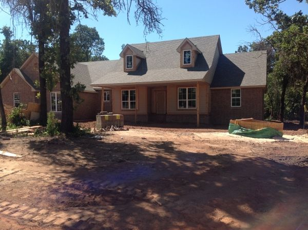Single Family for Sale at New Home 3487 Bobcat Trail Guthrie, Oklahoma 73044 United States