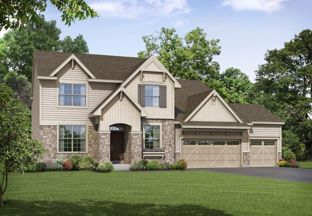 Single Family for Active at Montego Ii 1312 Silver Fern Drive Lake St. Louis, Missouri 63367 United States
