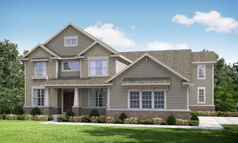 Single Family for Active at Pevely Farms, The Forest At - Blanchette 215 Pevely Farms Drive Eureka, Missouri 63025 United States