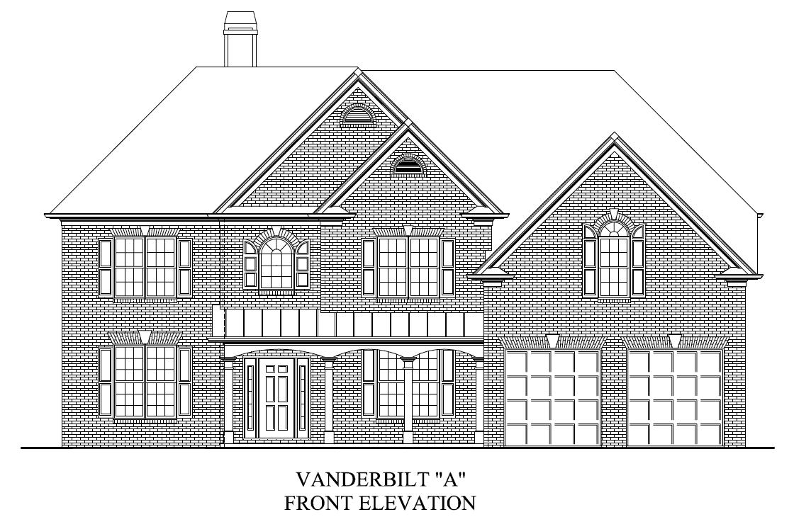 Single Family for Sale at Vanderbilt 5715 Windjammer Point Cumming, Georgia 30041 United States
