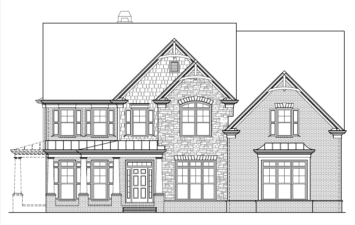 4697 Andrea Pointe, East Cobb, GA Homes & Land - Real Estate