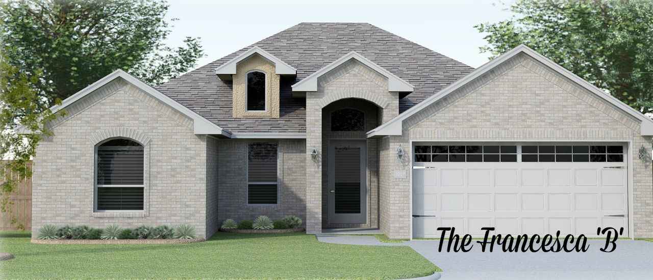 Single Family for Sale at Enclave At Mission - The Francesca 76 Berkshire Circle Odessa, Texas 79765 United States