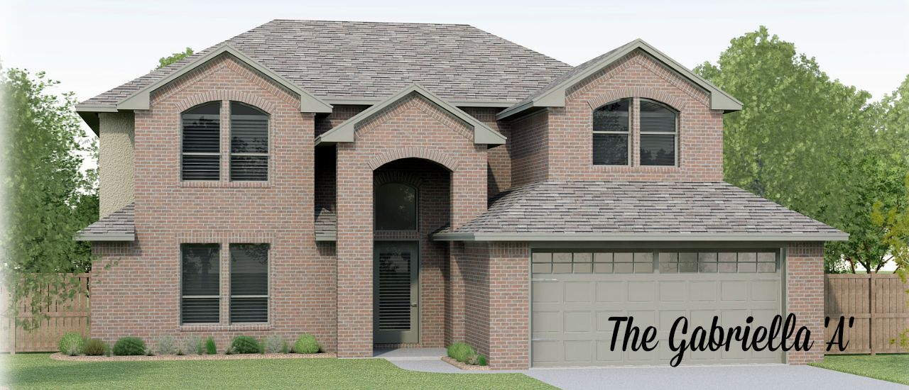 Single Family for Sale at Enclave At Mission - The Gabriella 76 Berkshire Circle Odessa, Texas 79765 United States