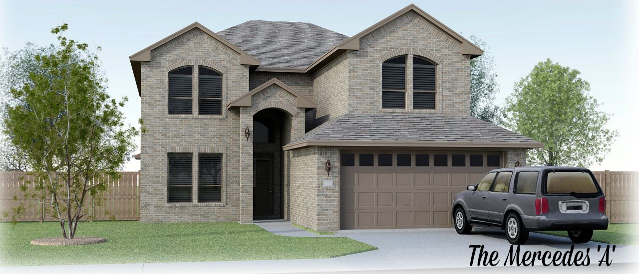 Single Family for Sale at Desert Ridge - The Mercedes 2316 Boise Drive Odessa, Texas 79765 United States