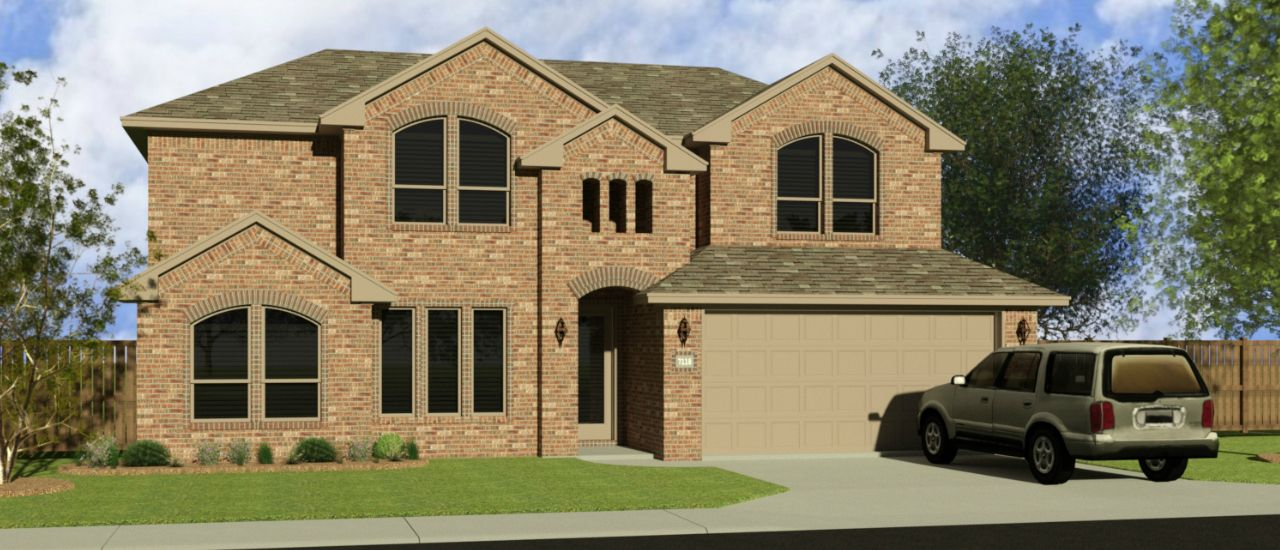 Single Family for Sale at Enclave At Mission - The Giana 76 Berkshire Circle Odessa, Texas 79765 United States