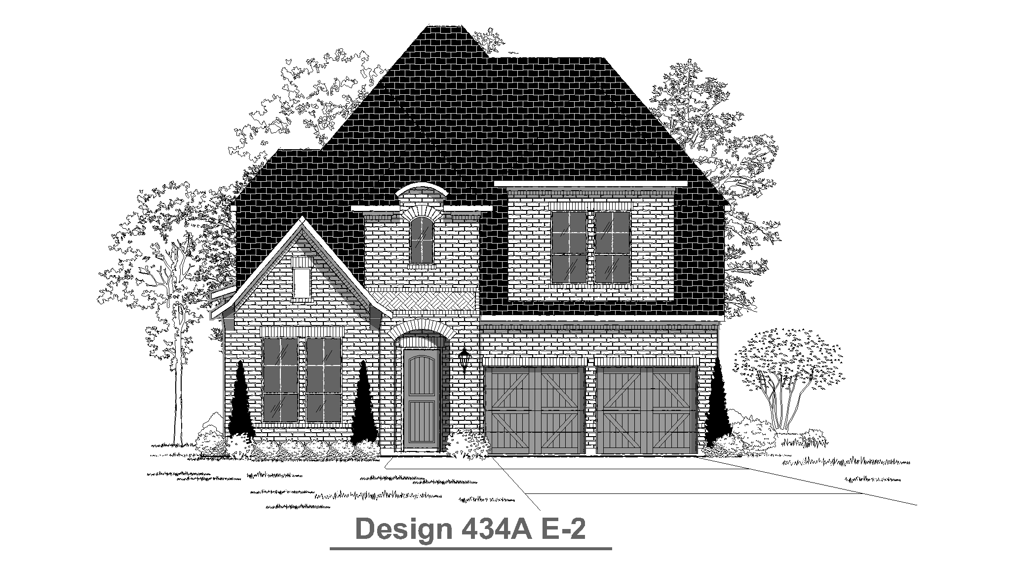 Single Family for Active at Castle Hills 50' - 434a 4412 Tall Knight Lane Carrollton, Texas 75010 United States