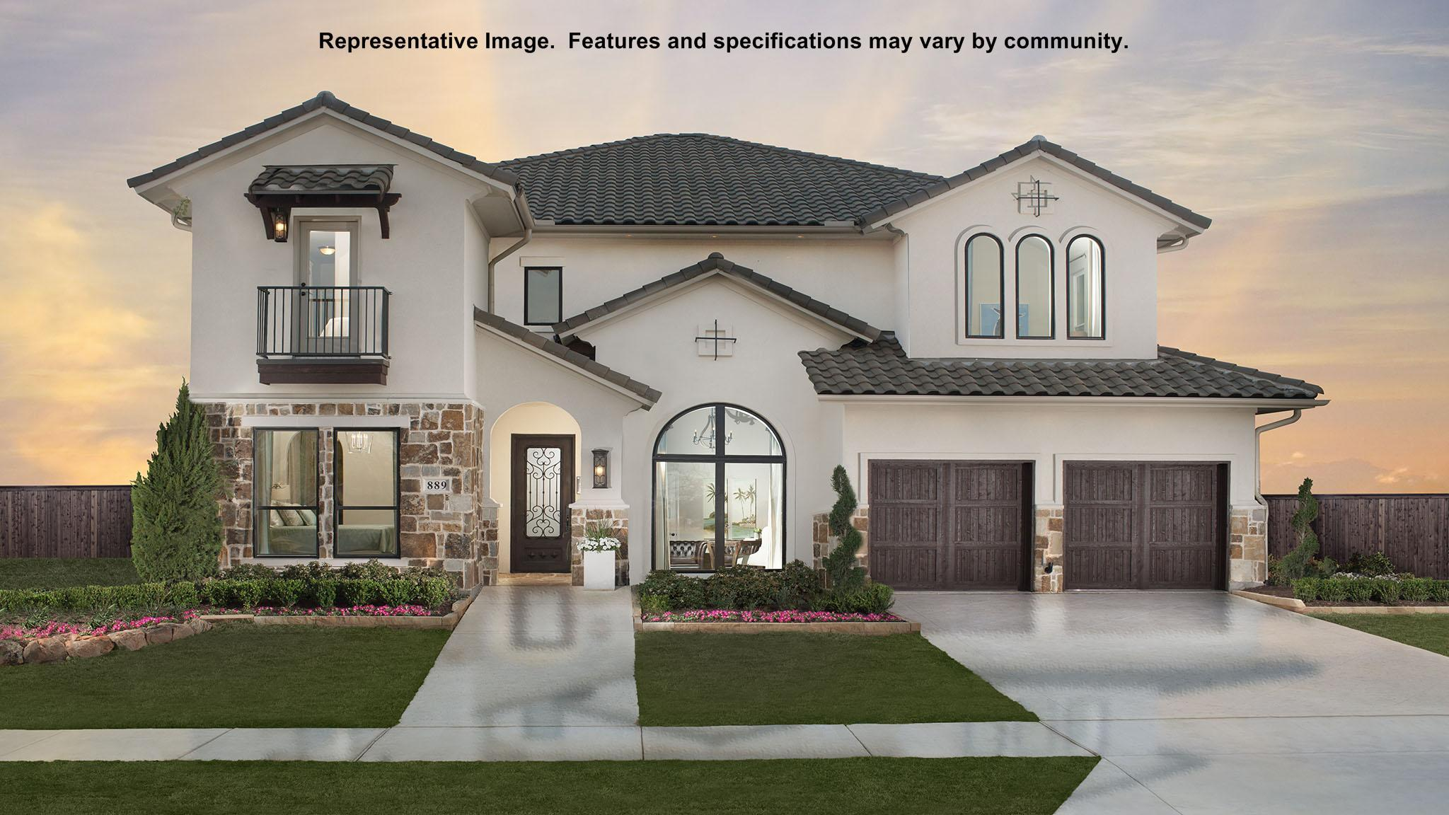 New Construction Homes In Aledo Tx
