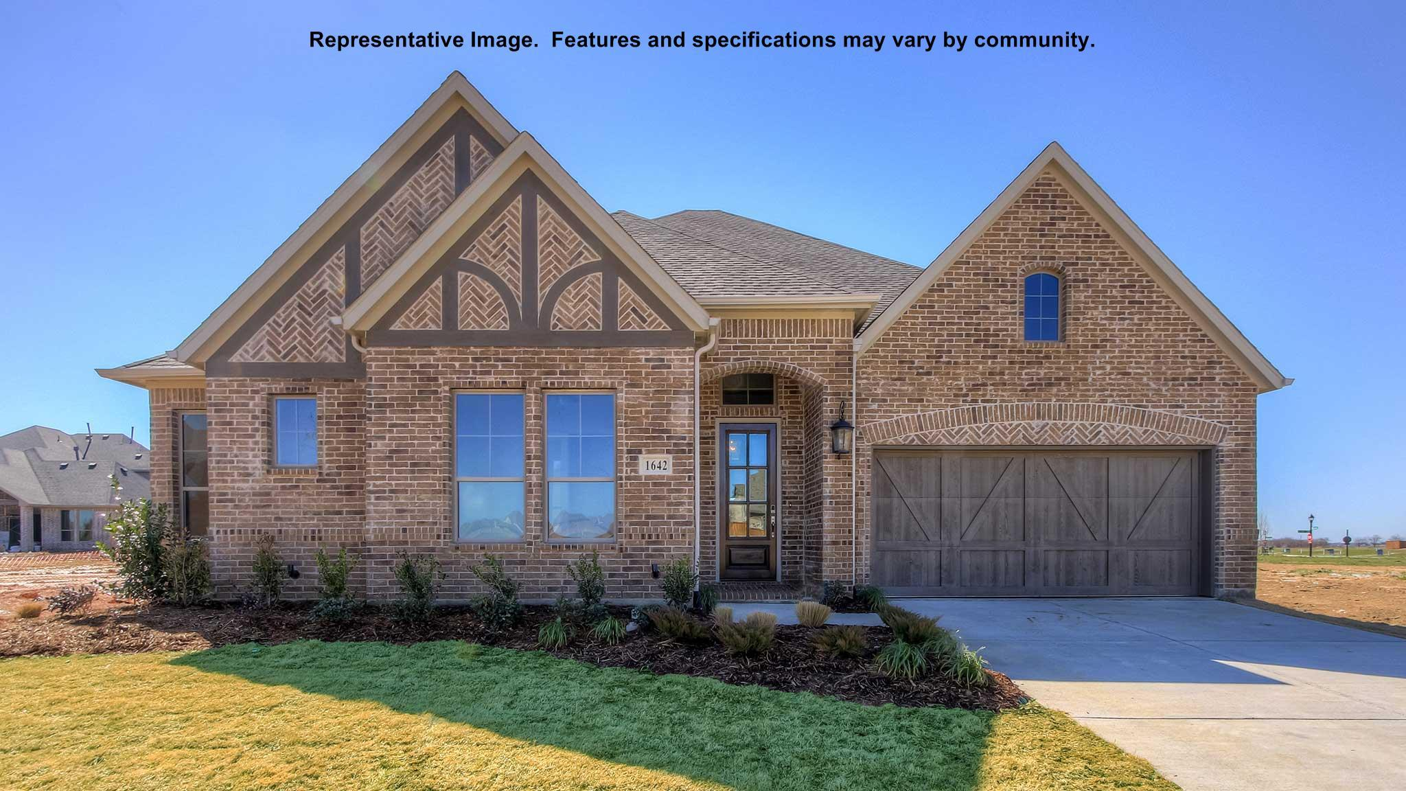 Light farms new homes in celina tx by mainvue homes for Main view homes