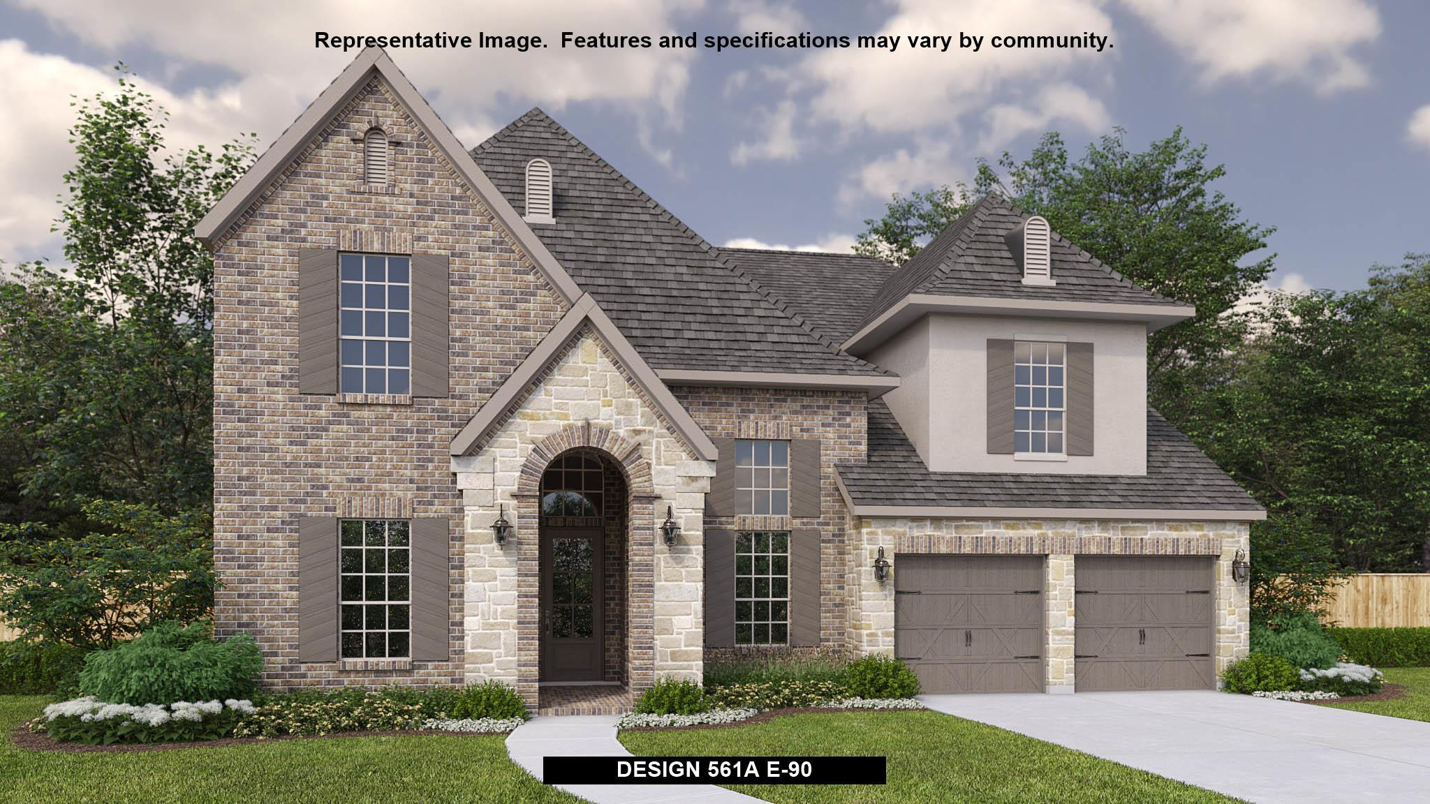Single Family for Active at Walsh 70' - 561a 13752 Parkline Way Aledo, Texas 76008 United States